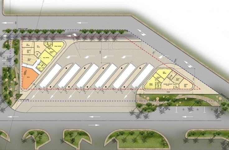 Al Taawun Bus Terminal | ZAS | Architects + Interiors