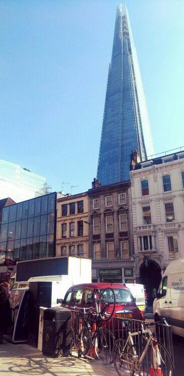 London's modern building