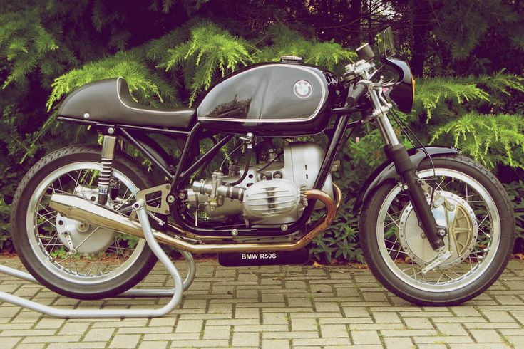#BMW R50S Classic Racing #Motorcycle