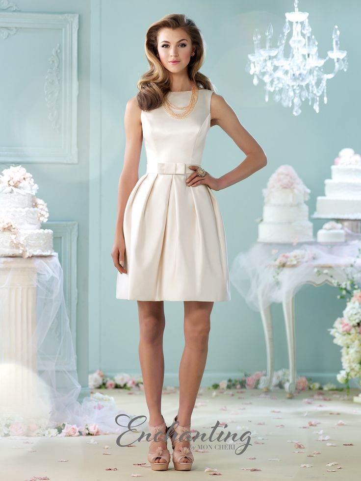 Last Dress In Stock; Size: 6, Color: Ivory – Enchanting – 215109 – Christina Wasson