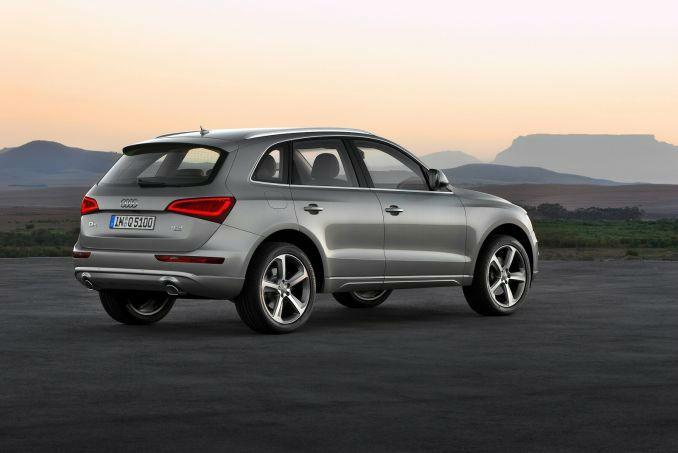 Audi Q5 S Line Grey