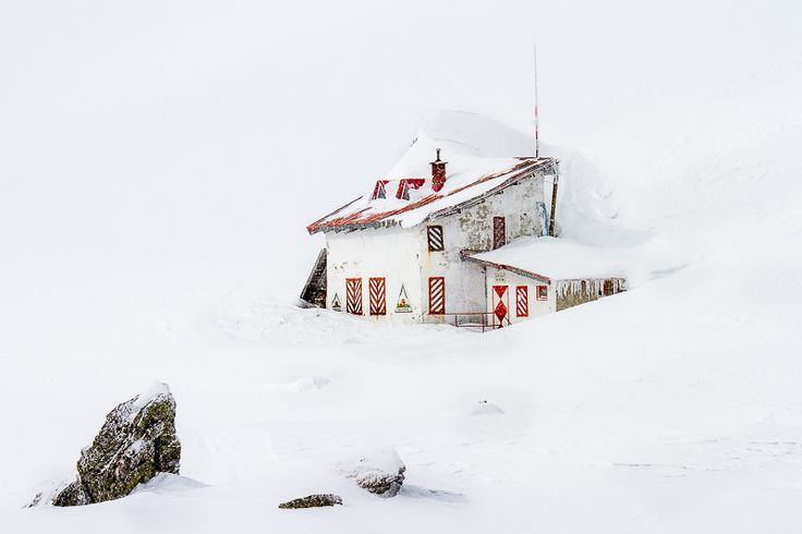 Snow in den Karpaten by Jan Rechenberg on 500px