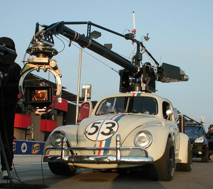 herbie the car | Herbie Camera Car