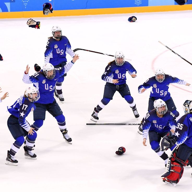 USA goaltender Maddie Rooney made 'next time' into this time