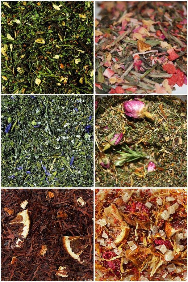 Tea Leaf Bar - I love this idea!