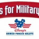 Armed Forces Salute Military Discount!
