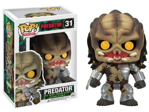 Pop Vinyl: Predator -figuuri