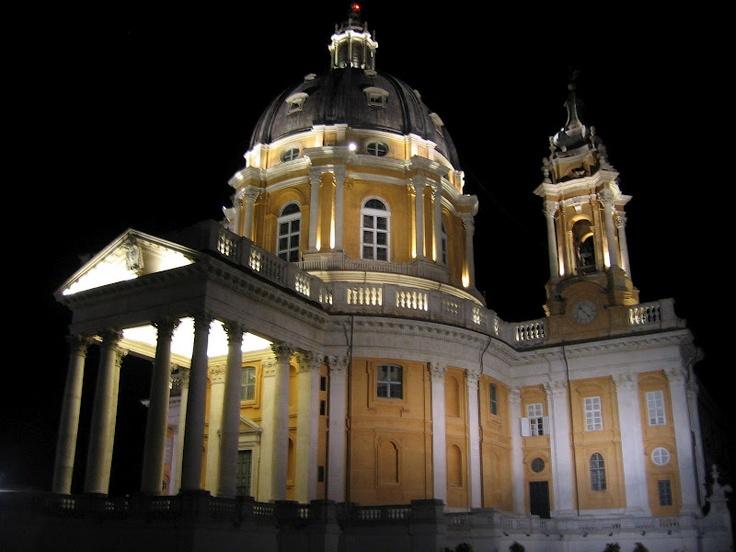 basilica di superga, turin. photo by hong xin
