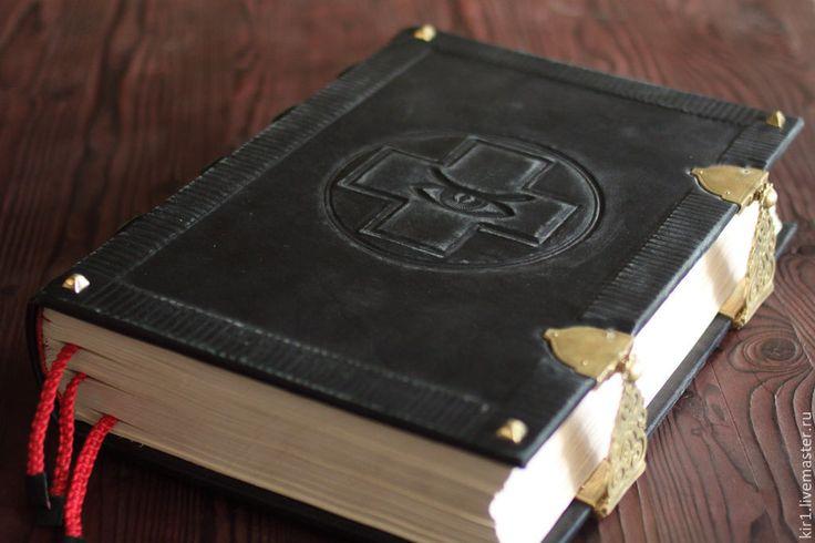 """Записные книжки ручной работы. Ярмарка Мастеров - ручная работа Книга """"Всевидящее око"""". Handmade."""