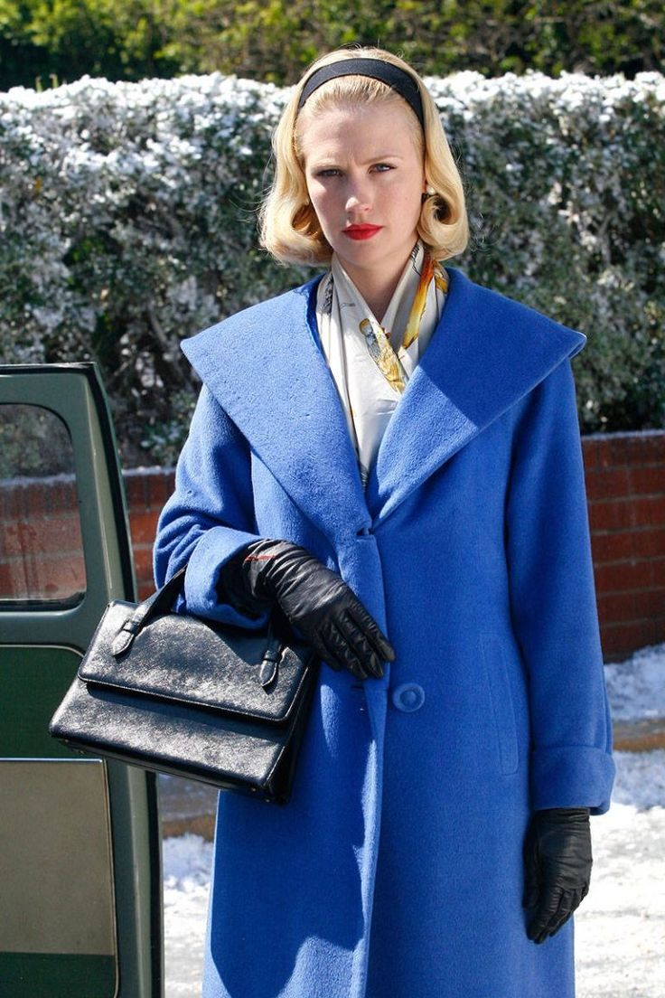 Mad Men's Best Fashion - Fashion From Mad Men