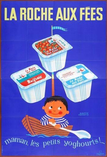 La Roche aux Fées - Maman les petits yogourts ! 1965 - (Maurice Rescourio) -
