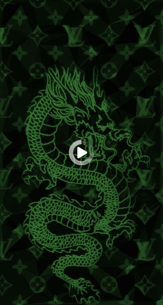Green Dragon Iphone Wallpaper Japanese Wallpaper Iphone Iphone Wallpaper Themes Snake Wallpaper Cool green dragon wallpapers