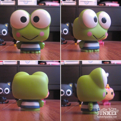Funko POP! Sanrio collectible vinyl toys from Fugitive Toys -- Keroppi