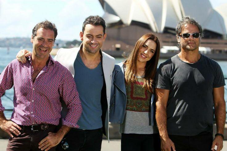 JCS Cast in Sydney