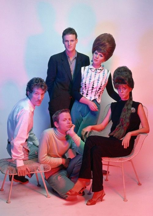 B52's - great Georgia new-wave band. Cannot believe they still perform, but delighted they do.