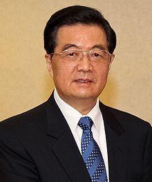 Hu Jintao - paramount leader of China 2002 - 2012