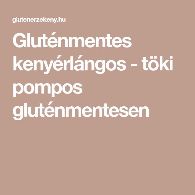 Gluténmentes kenyérlángos - töki pompos gluténmentesen