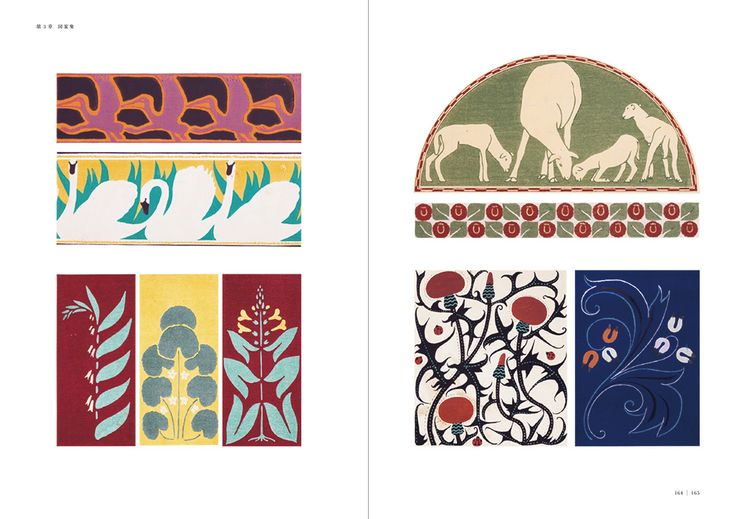 Hisui Sugiura: Pattern samples (1921).