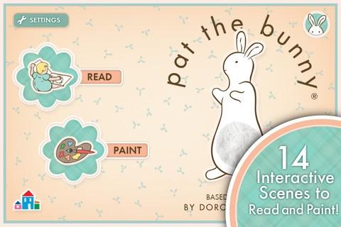 A childhood classicBunnies App, Book App, App Stores