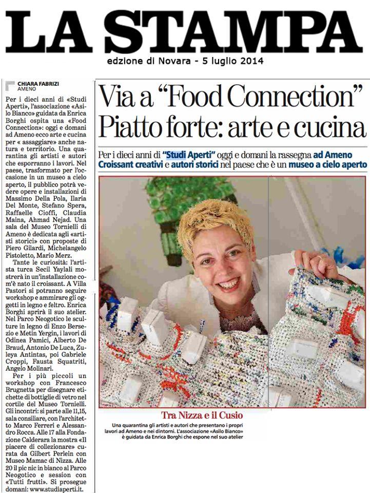 Italiy#Ameno#Studi Aperti#Enrica Borghi#La Stampa#Plastic#Architecture#Design#Art