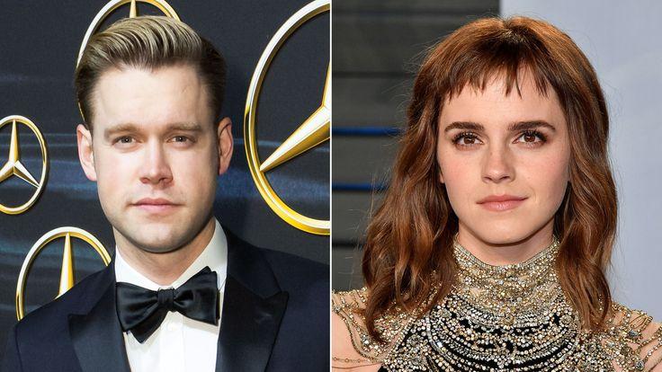 Una estrella de la serie Glee es el nuevo novio de Emma Watson
