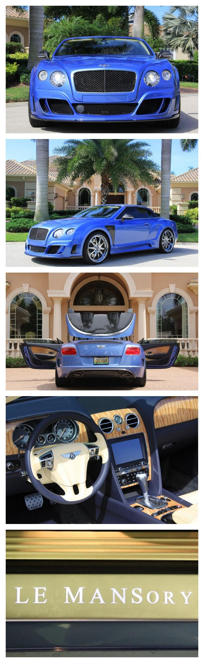 195 best luxury bentleys images on pinterest car bentley car stunning one of a kind mansory bentley gt autoawesome vanachro Images