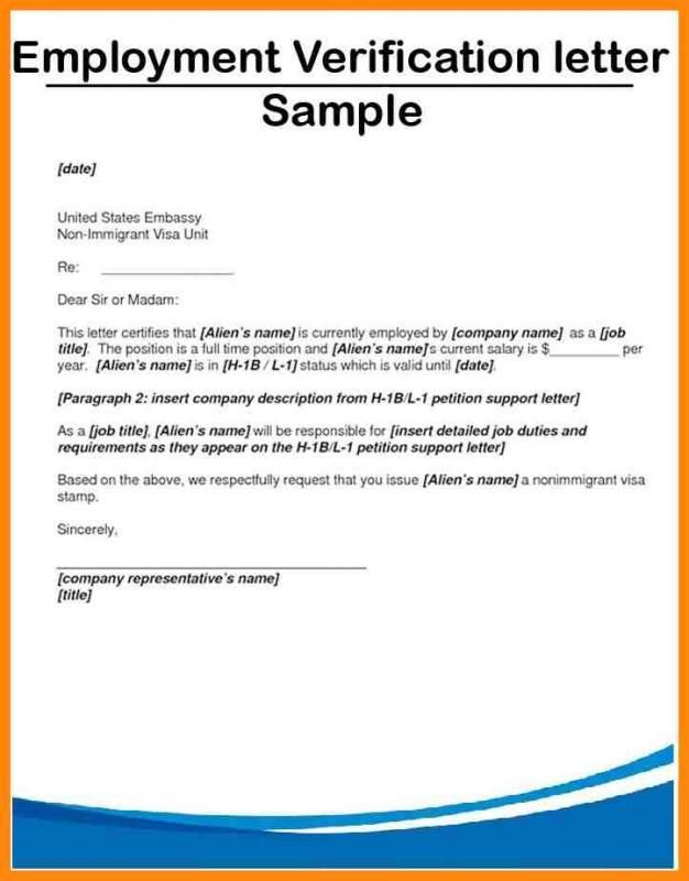 Employment Confirmation Letter Check more at   - employment letter example
