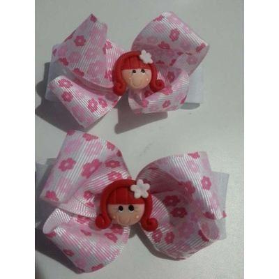 1.Lazos pequeños Gancho Francés 4 cms Hairbow Gancho Accesorios para el cabello. Te gusta? tenemos uno para ti! You like it? we have one for you! Creacioneslilif