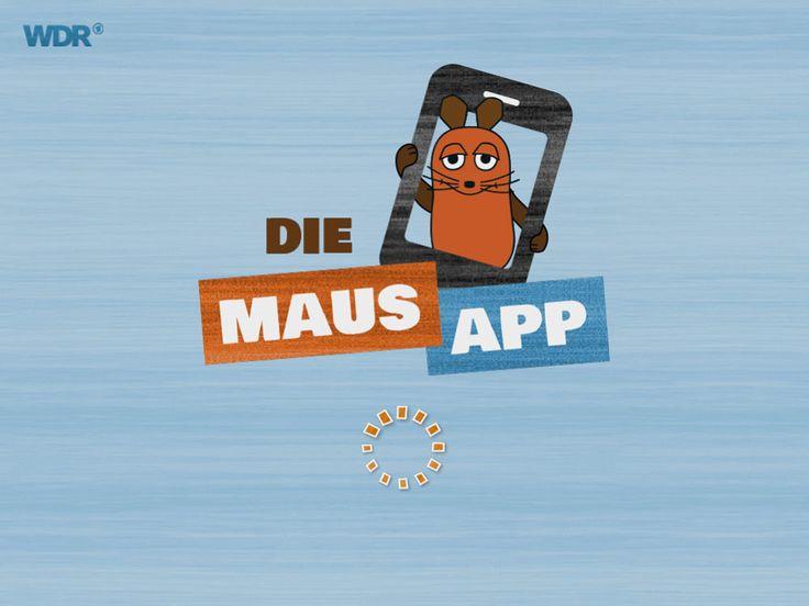 Die Sendung mit der Maus. Sachgeschichten jetzt auch als App!