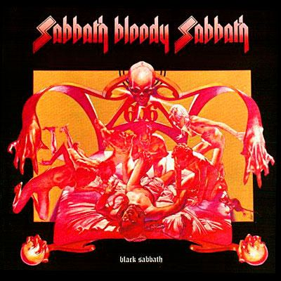 Black Sabbath- Sabbath bloody Sabbath