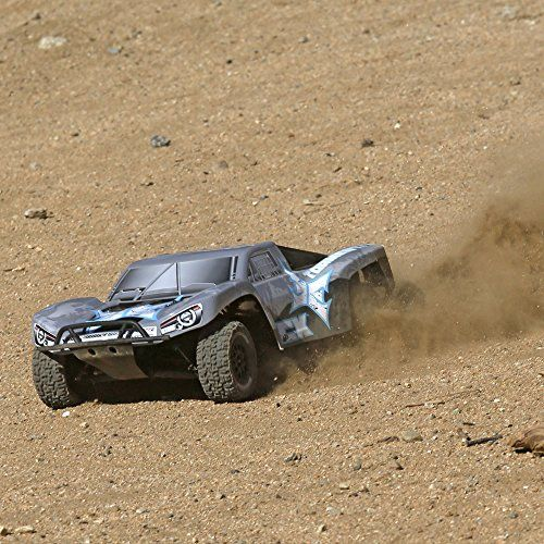 ECX Torment 4WD Ready-to-Run Brushed Electric Short Course Truck (1:10 Scale)
