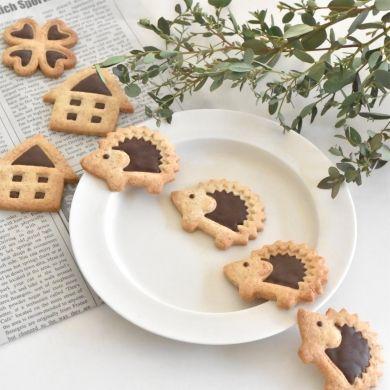「可愛い!簡単!型抜きチョコクッキー」はつみ   お菓子・パンのレシピや作り方【corecle*コレクル】