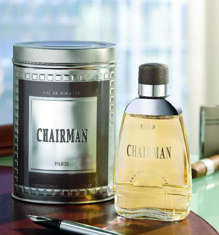 CHAIRMAN PERFUME FOR MEN - 100 ML EDT MADE IN FRANCE