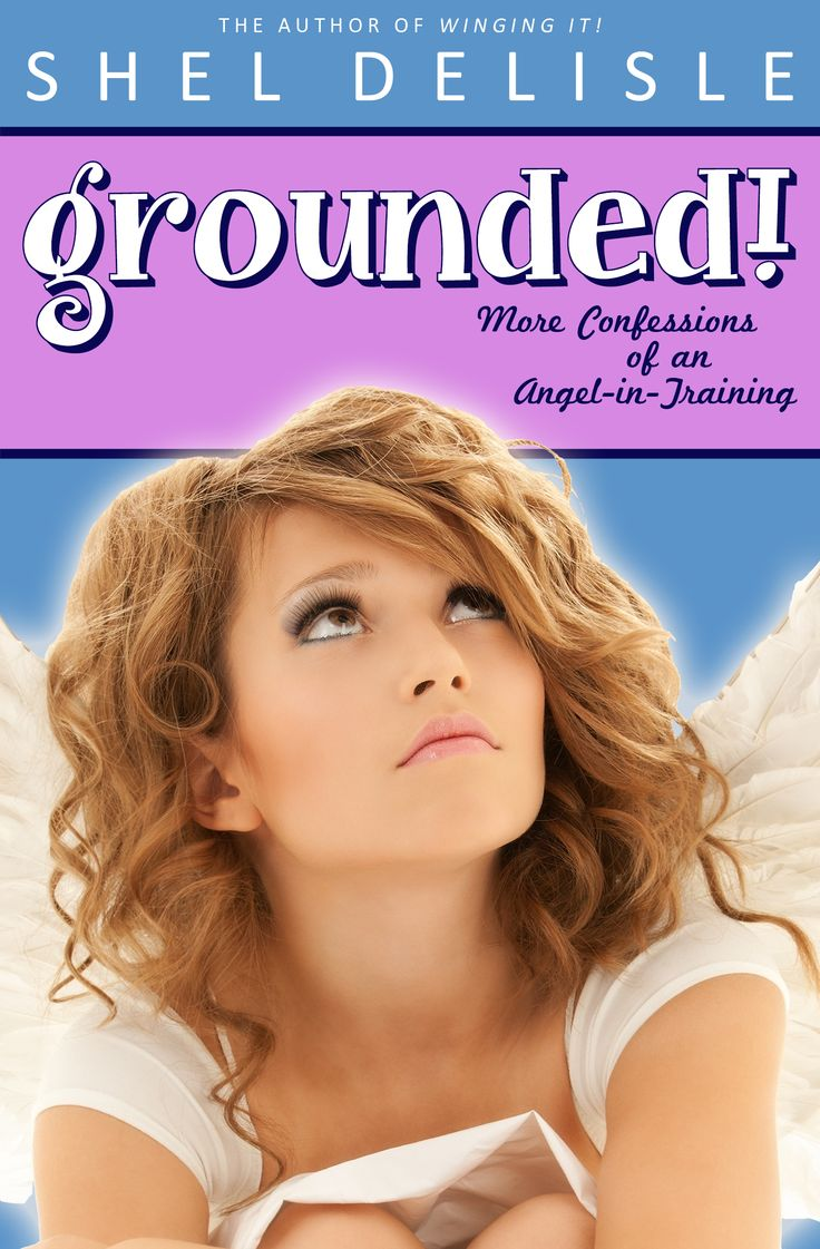Grounded! More Confessions of an Angel in Training (Book #2) Follow Grace Lightbourne on her second Mission — this time to the Big Apple — where she'll be forced to face temptation.