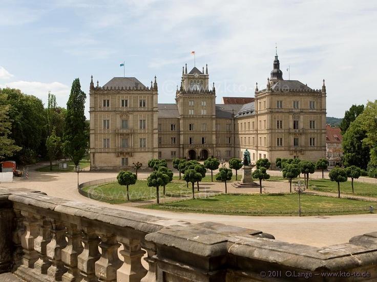 Ehrenburg Palace (Coburg, Germany 1543 Redesign 1800) 2