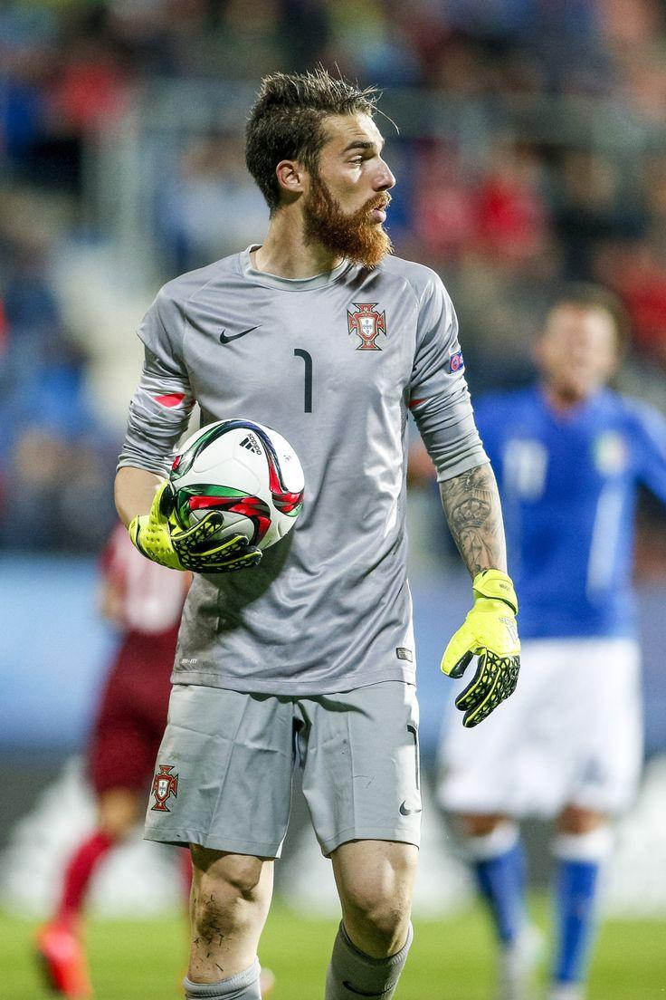 Jose Sa #goalkepper #portugal #u21