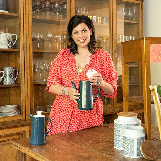 Recession-savvy Kirstie's new series 'Fill Your House for Free'