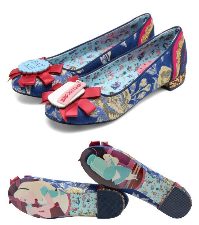 Irregular Choice Alice Which Way