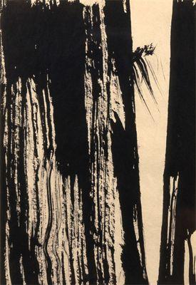Barnett Newman, Untitled (The Void) 1946