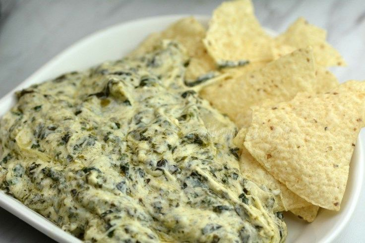Share with friends  11K 11  11KSharesInstant Pot Artichoke and Spinach Dip Applebee's Copycat   Cheesy, Spinach, and Artichoke dip is one of my favorite appetizers when I go to Applebees. I think I could actually eat it with a spoon although I did serve this with bread and chips.  I made Crack Chicken  in the Instant Pot last …