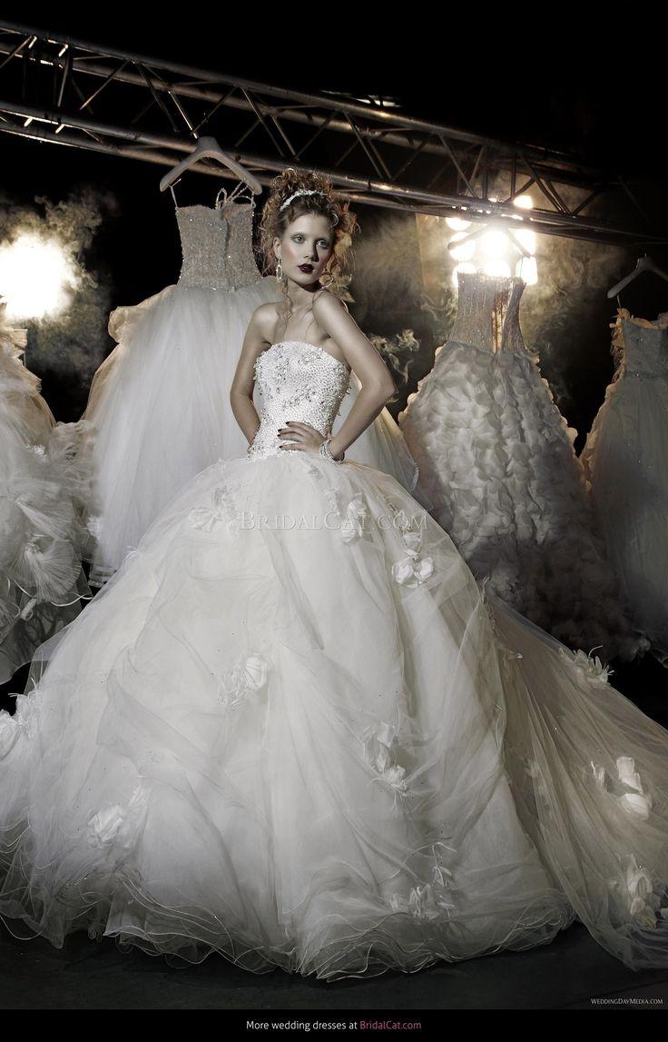 Abiti da sposa casablanca collezione 2012