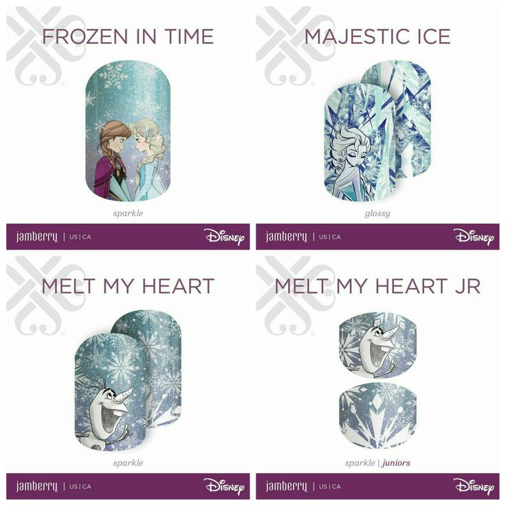 Hey Disney fans!!! Disney Collection by Jamberry has arrived. Shop now mybray321.jamberry.com