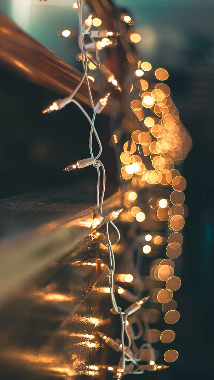 35 Sparkly Christmas iPhone Xs Max Wallpapers Lit