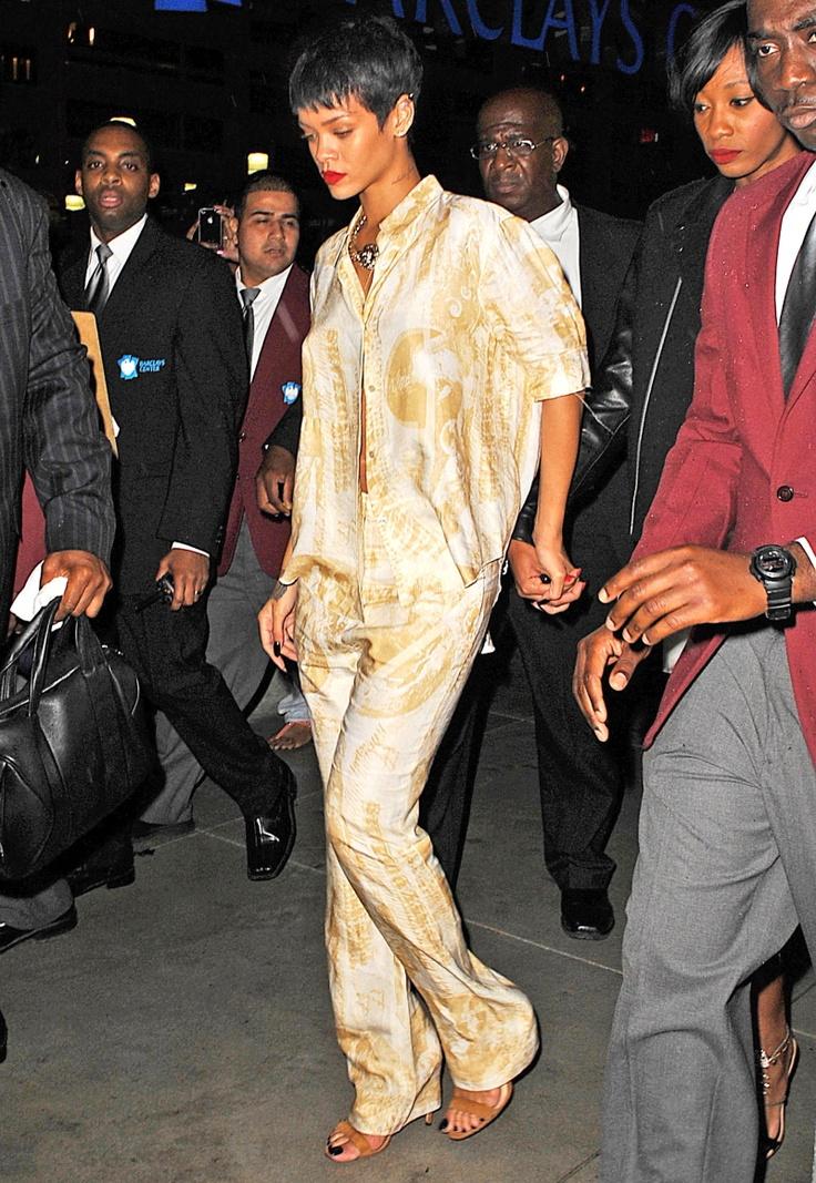 After A Concert #AskaTicket #Rihanna #Concert