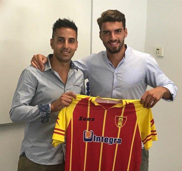 L'U.S. Recanatese ha raggiunto l'accordo con il difensore centrale Marco Colonna, nato a Barletta il 12/03/1997 con un passato nelle giovanili di Parma