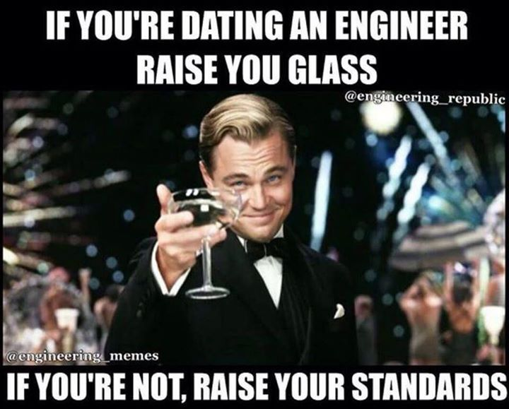 Engineers dating nurses