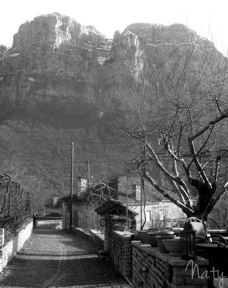 Papiggo Village, Zagorochoria Ioannina