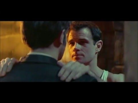 Gay kiss Cine: Brad Davis and Hanno Pöschl - Querelle (1982)