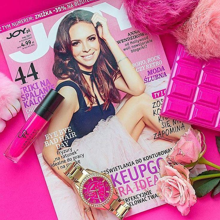 Takiego konkursu nie mogłam ominąć 👍@joypoland #pinkchallenge to zdecydowanie coś dla mnie jako fanatyczki różowego koloru😂  oto moje zdjęcie konkursowe 😁 zachęcam do udziału 💕 na pewno macie mnóstwo różowych rzeczy 😻😁  ............................................... #instadaily #instagood #konkurs #joypoland #pink #pinkstyle #watch #zegarek #konkurs #instalike #flowers #roses #bloggerstyle #blogger #polishblogger #flatlay #polishgirl #polskadziewczyna #instamood #insta #instagood…