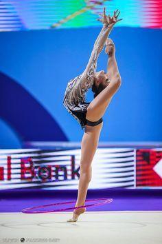 Victoria Mazur (Ukraine), European Championships (Holon) 2016